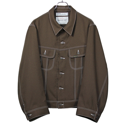 "DAIRIKU [ ""REGULAR"" Polyester Jacket ]"