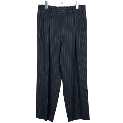 Sasquatchfabrix. [ KUNG-FU TAPERED PANTS ] NAVY