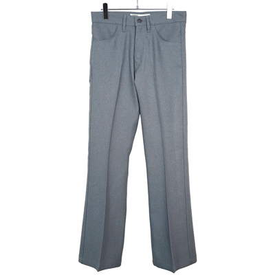 "DAIRIKU [ ""Flare"" Flasher Pressed Pants ]"