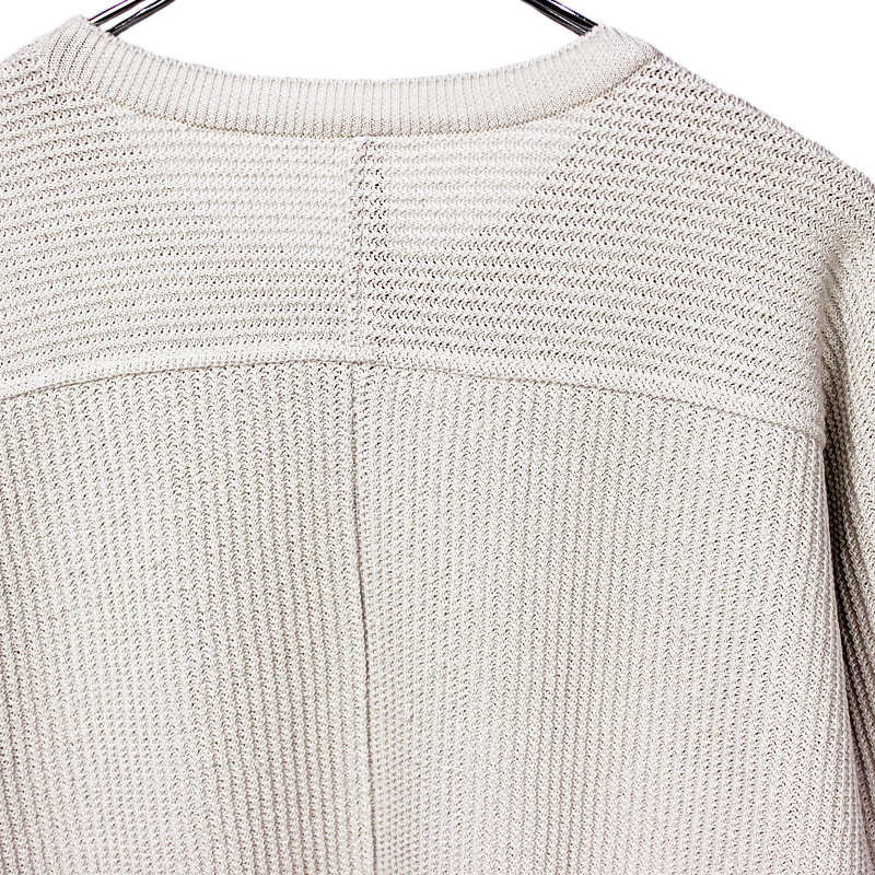 YANTOR [ Cotton Coarsely Knit ]
