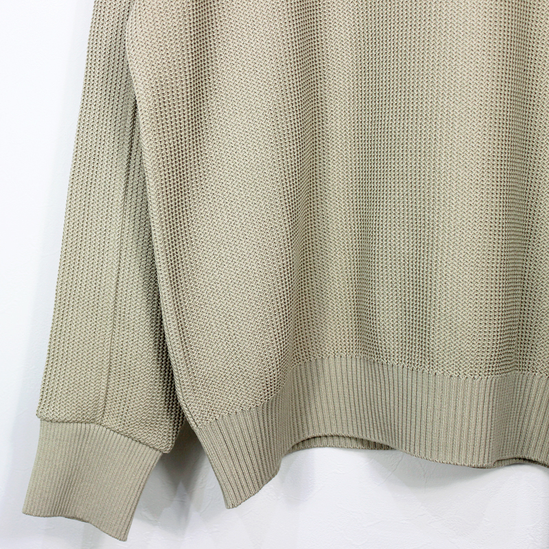 YANTOR [ 10G Cotton Coarsely Knit ]