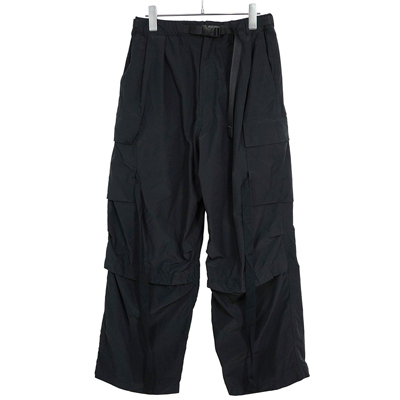 ESSAY [ MILITARY TECH PANTS (P-4) ] BLACK