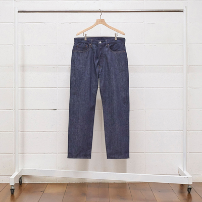UNUSED [ UW0890 (denim pants) ] INDIGO LONG LENGTH