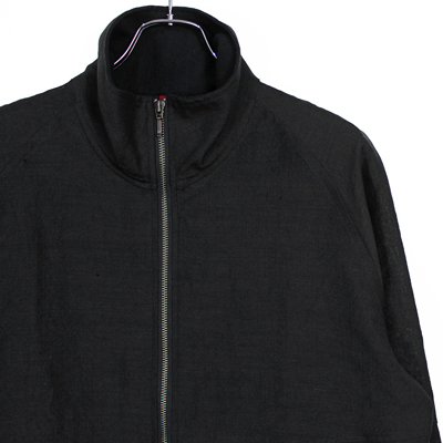 YANTOR [ Linenwool Track Jacket ] BLACK