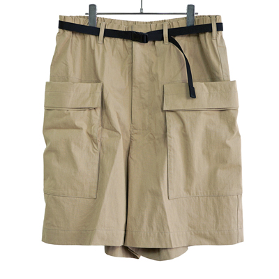 ESSAY [ ACID SHORT PANTS (P-1) ] BEIGE