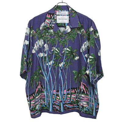 "DAIRIKU [ ""INTERMISSION"" Aloha Shirt ]"
