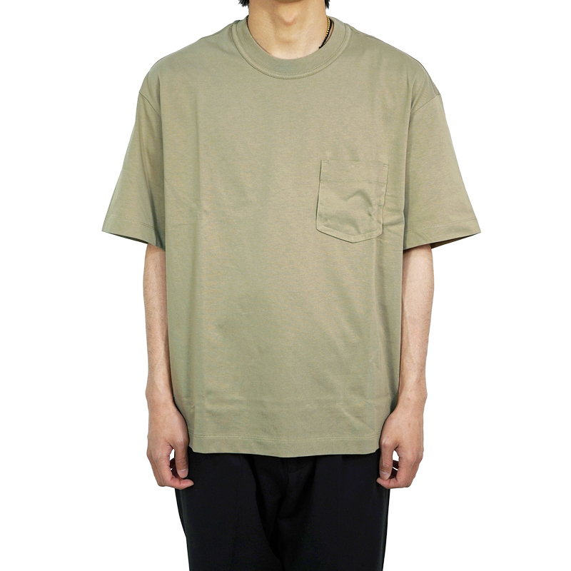 MATSUFUJI [ Short Sleeve Pocket T-shirt ]