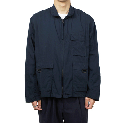 ESSAY [ SUMMER FLIGHT JACKET (SH-4) ] NAVY