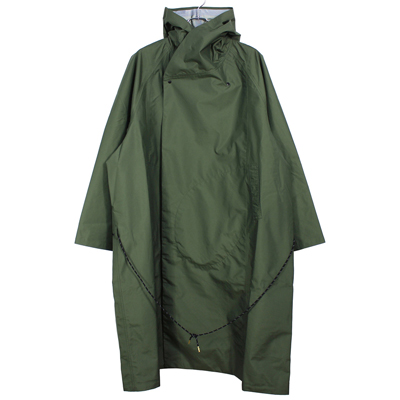 Sasquatchfabrix. [ THREE LAYER ROBE ] OLIVE