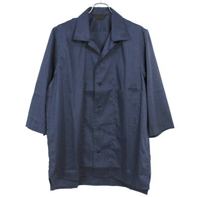 ESSAY [ OPEN COLLAR SHIRT (SH-2) ] Sax