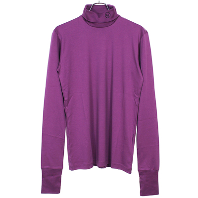 JOHN LAWRENCE SULLIVAN [ TURTLE NECK TOP ] PINK