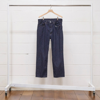 UNUSED [ UW0818 (13oz denim five pockets pants) ] INDIGO