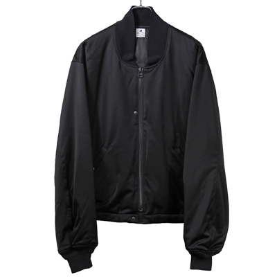 Sasquatchfabrix. [ CROW PATTERN JACKET ] BLACK