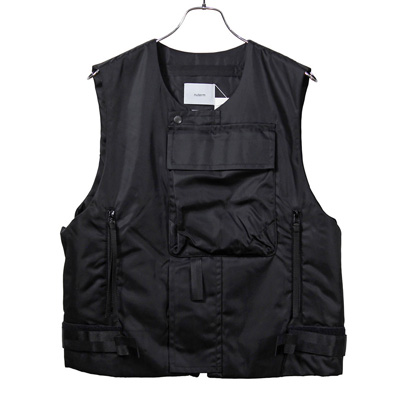nuterm [ Tactical Vest ] ブラック