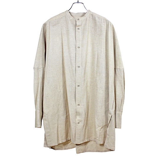 YANTOR [ Khadi SilkCotton Long Shirts ] BEG