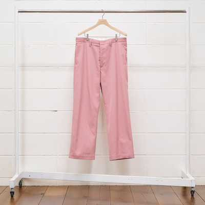 UNUSED [ UW0814 (slacks) ] PINK