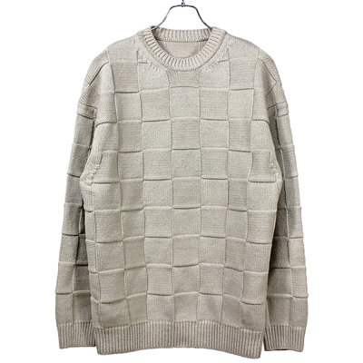 crepuscule [ links knit P/O ] Beige