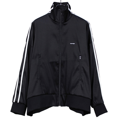 NEON SIGN [ OVERSIZE TRUCK JACKET ] BLK