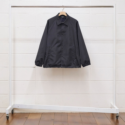 UNUSED [ US1664 (coach jacket) ] BLACK