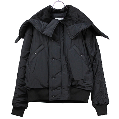 Sasquatchfabrix. [ FLIGHT JACKET ] BLACK
