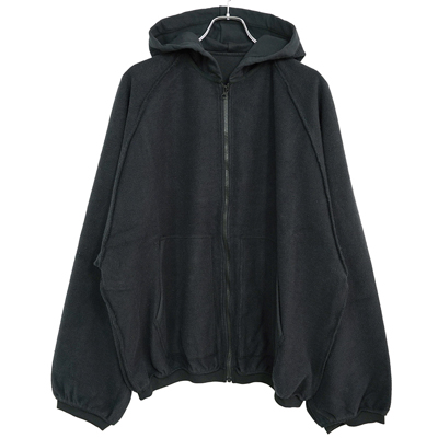 ESSAY [ CRUISE BACK PARKA (TS-1) ] BLACK