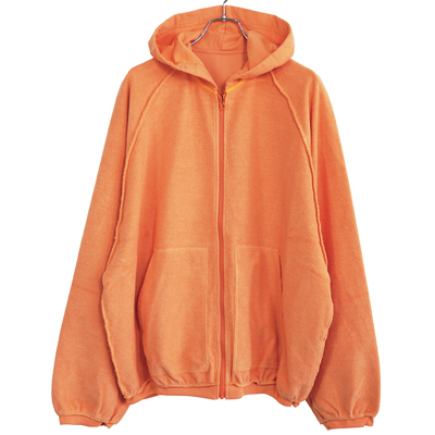 ESSAY [ CRUISE BACK PARKA (TS-1) ] ORANGE