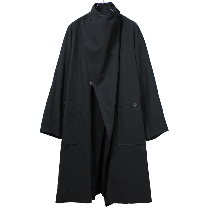 ESSAY [ GURKHA COAT (C-1) ] BLACK