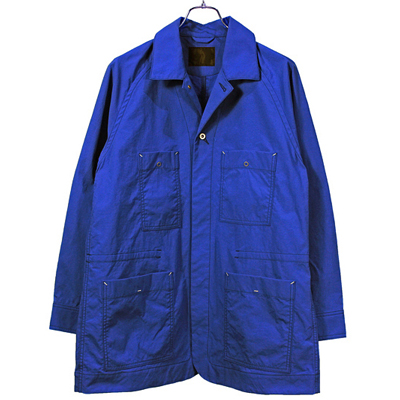 bukht [ WORK JACKET ] BLUE