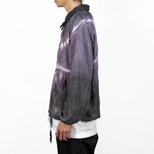 bukht [ NEW DROP COLLAR BLOUSON ] BLACK