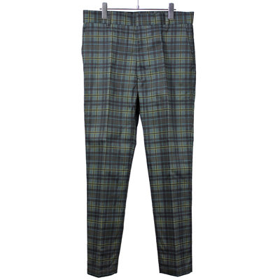 NEON SIGN [ PLAID WORK PANTS ] SLG