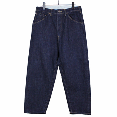 bukht [ BIG DENIM PANTS-One Wash- ] OW/INDIGO