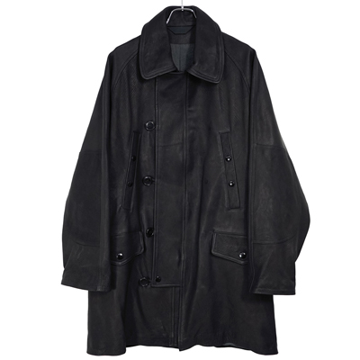 ESSAY [ CINEMA COAT (L-1) ] BLACK