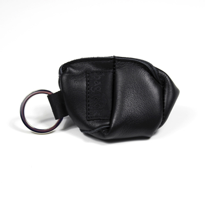 "bagjack [ mouse pouch ""coin pouch"" ] black"