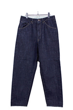 bukht [ BIG DENIM PANTS/LONG-One Wash- ] OW/INDIGO