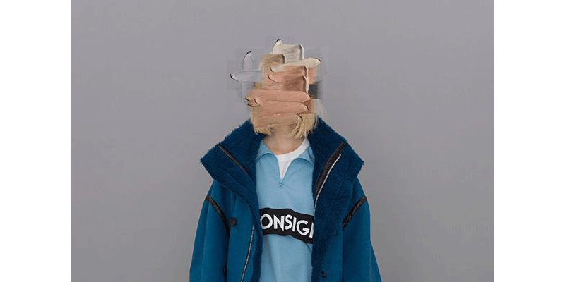 NEON SIGN 18AW LOOK